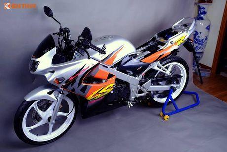 Moto Honda LS125R 'dap thung' gia 230 trieu tai HN - Anh 15