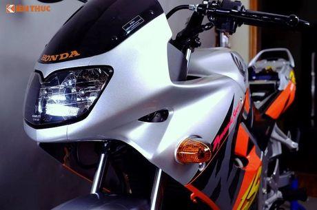 Moto Honda LS125R 'dap thung' gia 230 trieu tai HN - Anh 2