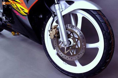 Moto Honda LS125R 'dap thung' gia 230 trieu tai HN - Anh 3