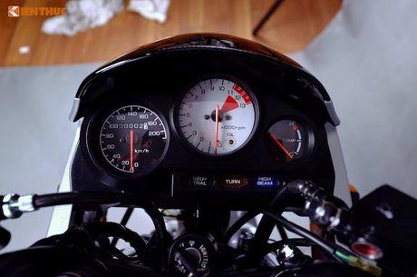 Moto Honda LS125R 'dap thung' gia 230 trieu tai HN - Anh 5