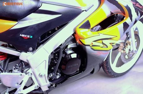 Moto Honda LS125R 'dap thung' gia 230 trieu tai HN - Anh 8