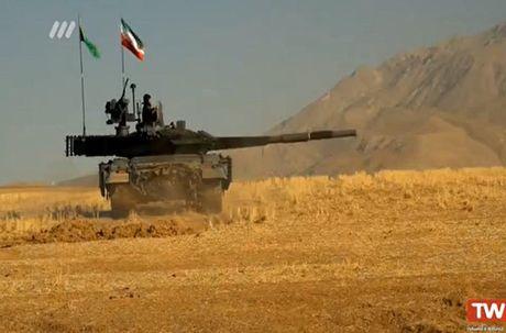 Tiet lo bat ngo suc manh xe tang Karrar cua Iran - Anh 3