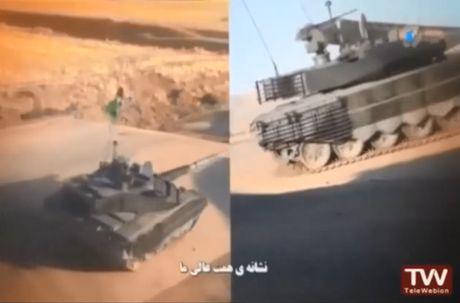Tiet lo bat ngo suc manh xe tang Karrar cua Iran - Anh 5