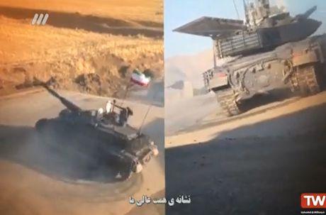 Tiet lo bat ngo suc manh xe tang Karrar cua Iran - Anh 6