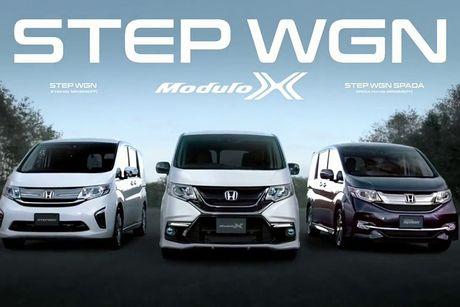 Honda StepWGN Modulo X - MPV gia dinh gia 790 trieu - Anh 11