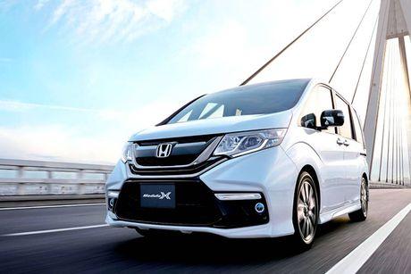 Honda StepWGN Modulo X - MPV gia dinh gia 790 trieu - Anh 1