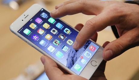 iOS 10.1.1 bi to gay hao pin nhanh - Anh 1