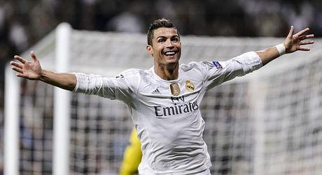 Ronaldo cach lich su chau Au 13 ban thang - Anh 1