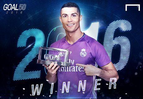 Ronaldo cach lich su chau Au 13 ban thang - Anh 2