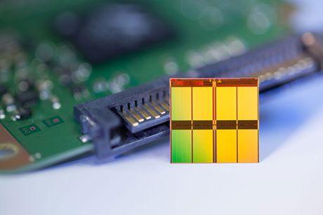 Transcend ra mat o SSD moi voi chip nho flash NAND 3D - Anh 2