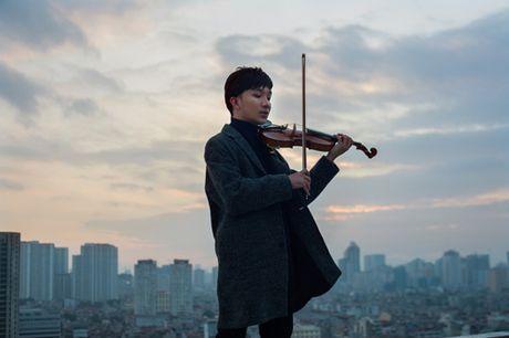 Nghe si Linh Nga se mua trong Live Concert cua nghe si violon 9X Hoang Rob - Anh 3
