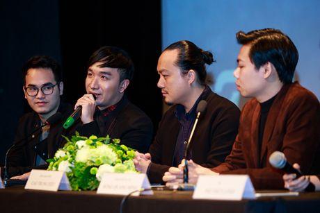 Nghe si Linh Nga se mua trong Live Concert cua nghe si violon 9X Hoang Rob - Anh 4