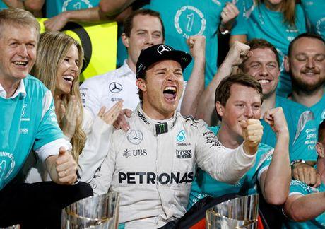 Duong dua F1: Tro ban bat thanh cua Lewis Hamilton - Anh 2