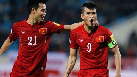 Gan 70% niem tin tuyen Viet Nam hoac Thai Lan vo dich AFF Cup 2016 - Anh 1