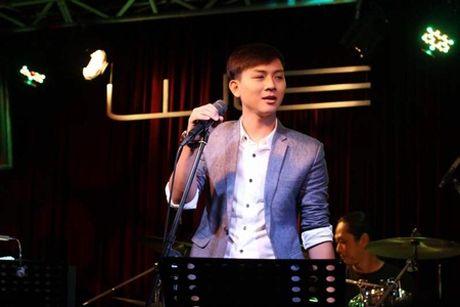 Hoai Lam lan dau noi ve chuyen scandal tinh cam - Anh 2