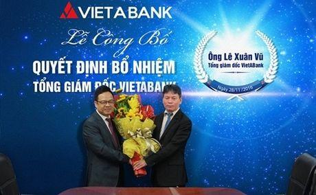 VietABank chinh thuc co Tong Giam doc moi - Anh 1