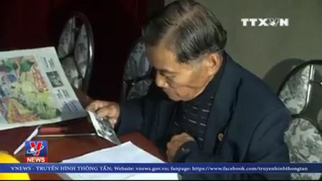 Fidel Castro trong long nguoi dan Quang Tri - Anh 1