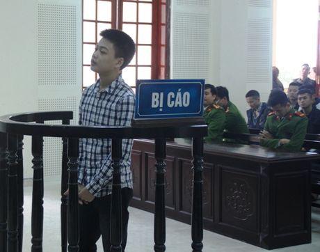 Tuyen an doi tuong dam chet nguoi vi cho rang tai xe 'mat day' - Anh 1