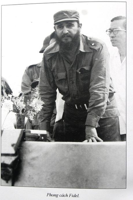 Buc anh de doi cua nguoi pho nhay chup Fidel Castro o Quang Tri - Anh 5