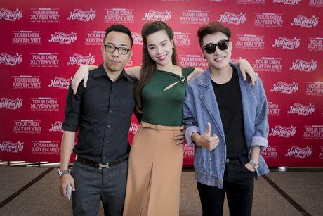 Nguyen Hong Thuan tiet lo tinh cam voi 'nu hoang showbiz' Ho Ngoc Ha - Anh 5