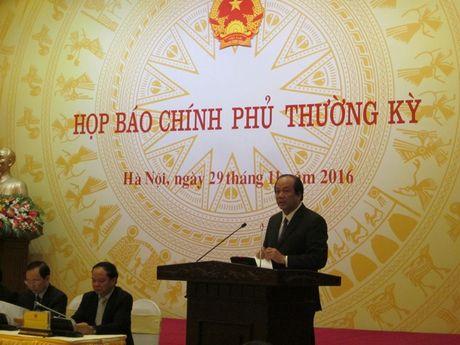 BT Mai Tien Dung noi ve phuong an xu ly cua CP voi ong Vu Huy Hoang - Anh 1