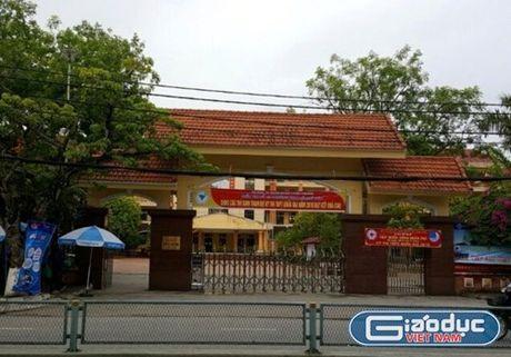 Truong Le Quy Don sai pham, Pho Chu tich tinh Thai Binh noi 'khong nghiem trong' - Anh 1