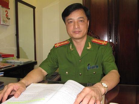 Pho giam doc Cong an Ha Noi lam Pho tong cuc truong Tong cuc Canh sat - Anh 1