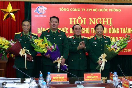 Ong Phung Quang Hai thoi lam Chu tich Tong cong ty 319 - Anh 1