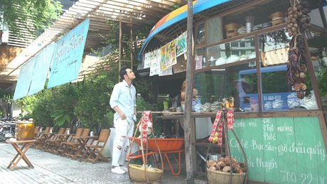 Chan song canh sang chanh, Quang Vinh trai nghiem mot Sai Gon binh dan - Anh 2