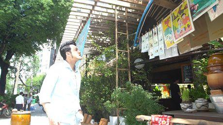 Chan song canh sang chanh, Quang Vinh trai nghiem mot Sai Gon binh dan - Anh 3