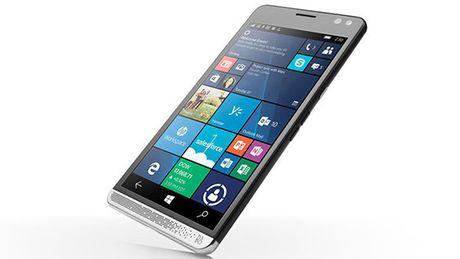 HP bat ngo ra mat smartphone Windows 10 Mobile tam trung - Anh 1