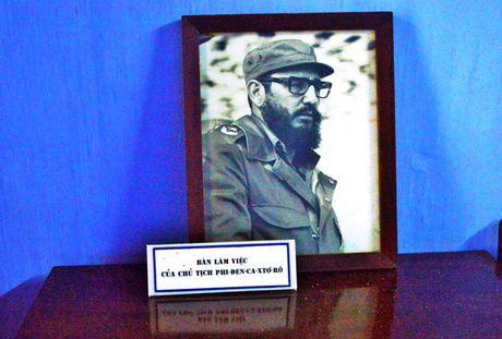 Nhung dau xua cua Chu tich Fidel Castro tren dat Quang Binh - Anh 5