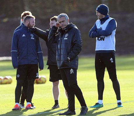 MU: Mourinho khoi dau te y het… Sir Alex - Anh 3