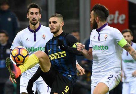 Inter – Fiorentina: Ruot duoi nghet tho 6 ban - Anh 1