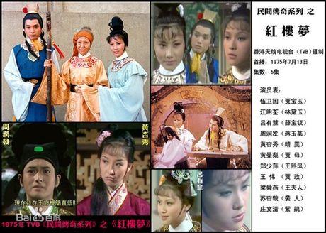 5 phien ban chim trong quen lang cua phim kinh dien noi tieng Hong Lau Mong - Anh 1