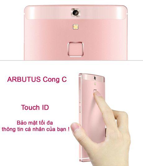 "Arbutus CONG C ram 3GB gay ""sot"" thi truong smartphone - Anh 1"