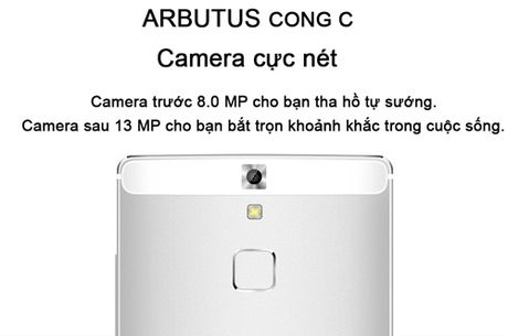 "Arbutus CONG C ram 3GB gay ""sot"" thi truong smartphone - Anh 4"