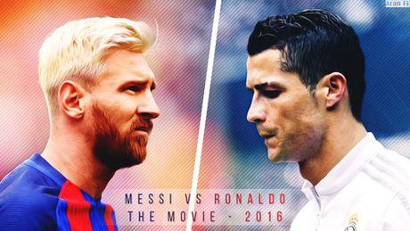 "Sieu kinh dien Barca-Real: Messi khat ban thang, CR7 ""them"" kien tao - Anh 1"