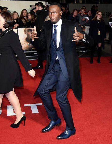 "Usain Bolt ra mat phim, ""rung"" sao VIP, vu cong nong bong te tuu - Anh 6"