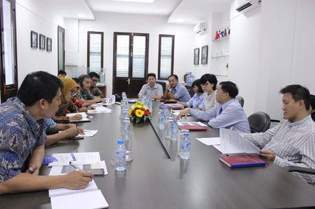 Vuon uom Indonesia giao luu voi So KH&CN TP.HCM - Anh 1