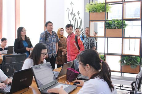 Vuon uom Indonesia giao luu voi So KH&CN TP.HCM - Anh 3