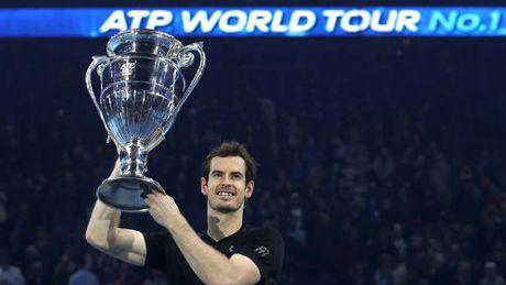 Tennis: So 1 Andy Murray – bieu tuong cua kho luyen - Anh 1