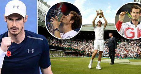 Tennis: So 1 Andy Murray – bieu tuong cua kho luyen - Anh 2