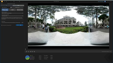 "Camera Gear 360 - Tao, chinh sua video timelapse ""tat ca trong mot"" - Anh 7"