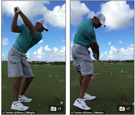 Golf 24/7: Tiger Woods hao huc tro lai sau 470 ngay - Anh 2