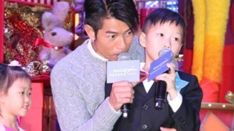 Quach Phu Thanh muon co con trai dau long - Anh 1