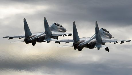 Hai quan Nga tang cuong suc manh bang Su-30SM - Anh 1