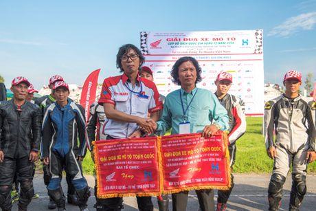 Honda Viet Nam mang giai dua xe den Dong Thap - Anh 1