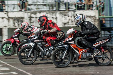Honda Viet Nam mang giai dua xe den Dong Thap - Anh 2