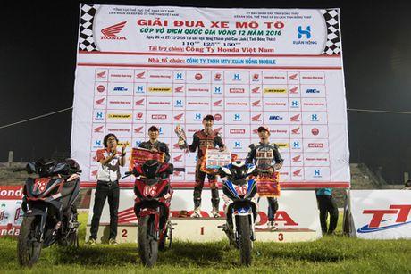 Honda Viet Nam mang giai dua xe den Dong Thap - Anh 5
